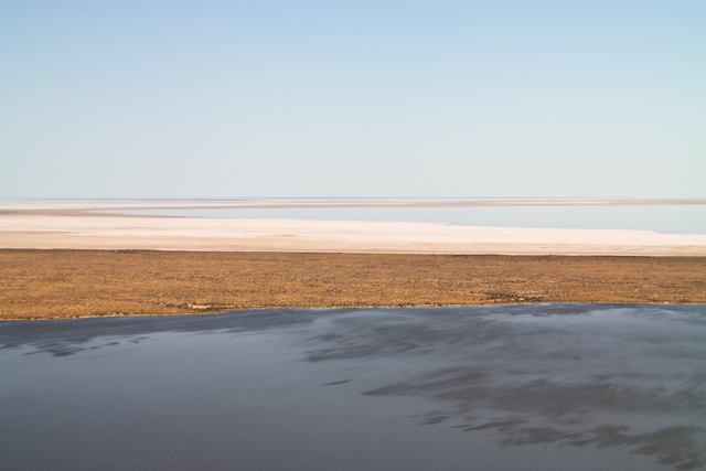 Lake Eyre South Australia