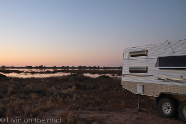 Travel blog places the campervan has been