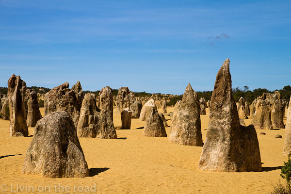 Travel blog the Pinnacles